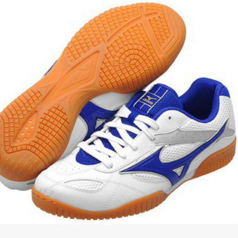 Table tennis shoes spring 2019 high quality PU mesh sports shoes for women indoor and outdoor