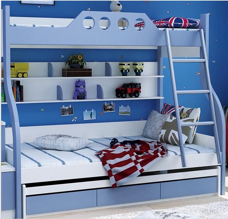 Finest Kinder Bett Fluktuation Bett Etagenbett Jungen Und Mdchen Bett  Sichere Komfortable In Kinder Bett Fluktuation Bett Etagenbett Jungen Und  Mdchen Bett ...