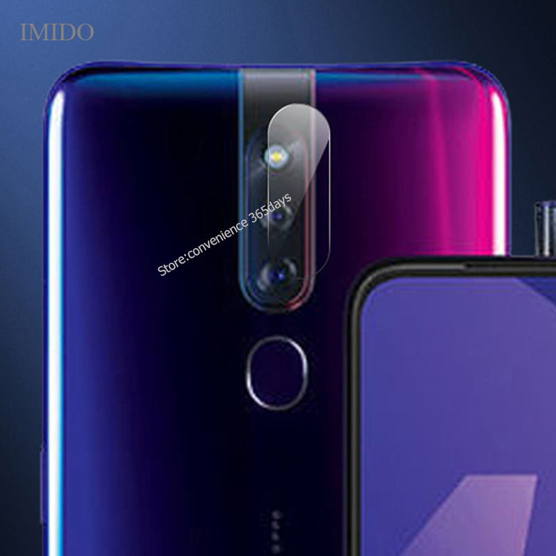 Camera Protector For OPPO F11 Pro Reno Lite F9 F7 F5 R17 R15 Neo R15X Lens Tempered Glass On F 11 9 7 5 R 17 15 Back Lnes Film in Phone Screen Protectors from Cellphones Telecommunications