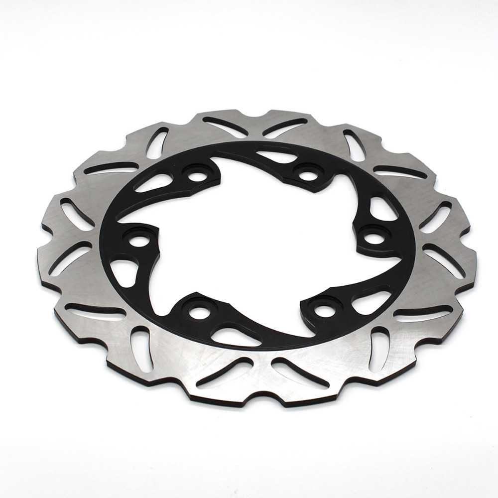 Motorcycle 230mm Rear Brake Disc Disks Rotor For KTM 125 200 390 DUKE 2012 2013 2014 2015 2016 Moto Rear Brake Disks Rotor free shipping aluminium wave motorcycle accessories front brake disc rotor disk for ktm 125 200 390 duke 2013 2014