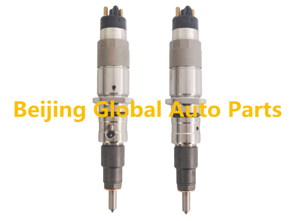 High Pressure Common Rail Electric Fuel Injector 0445120059 0 445 120 059 3976372 for PC200-8 Engine