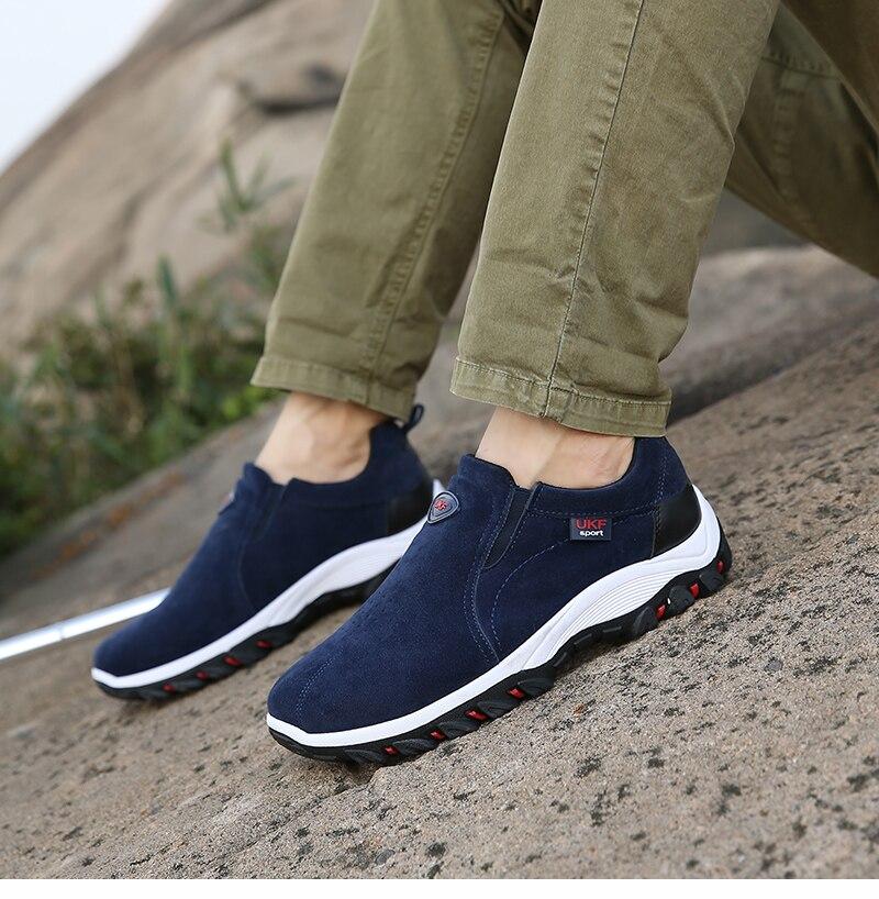 HTB1dTqiasfrK1Rjy1Xdq6yemFXao VESONAL Spring Summer Slip-On Out door Loafers Sneakers For Men Shoes Breathable Suede Male Footwear Walking comfortable