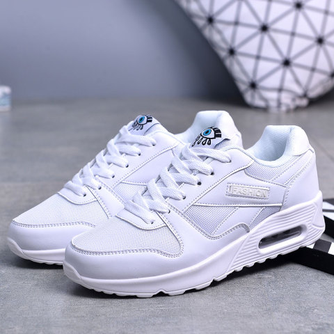 MWY Comfortable Breathable Mesh Sneaker Shoes Women Lace Up Ladies Casual Shoes Zapatillas Mujer Plataforma Flat Women Shoes Islamabad
