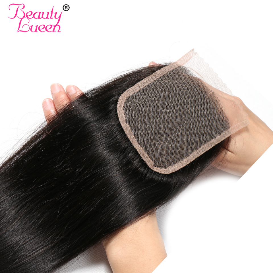 brazilian straight hair weave bundles with closure remy 34 bundles brazillian straight hair with closure jet black human hair (33)