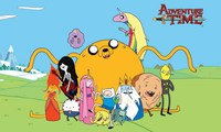 Adventure Time Anime Characters 200*120CM Single layer Blanket #38752
