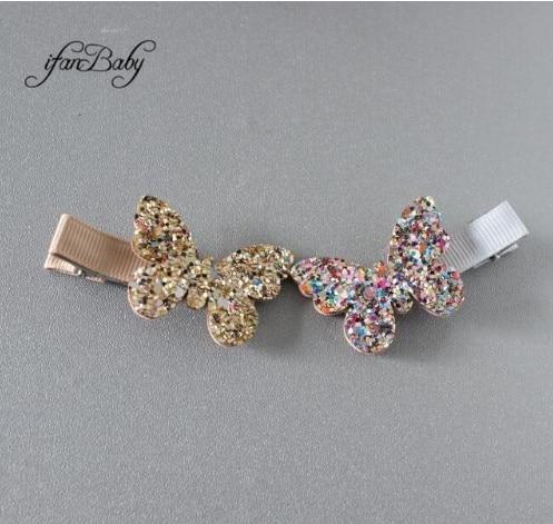 Девушка заколки, цветок клипы. милые детские аксессуары для волос pin - Цвет: 05