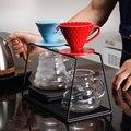 Двойное отверстие для кофе стальной каркас Размер/для кофе стальной каркас дисплей/Нержавеющая сталь сушилка