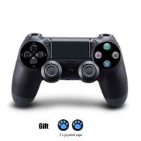 PS4 Controller Bluetooth 4.0 Wireless Vibration Joystick for Dualshock 4 Gamepad Fit For PlayStation 4 Console/PC
