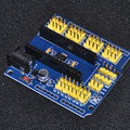 Breakout Shield I/O Expansion Adapter For Arduino Nano UNO Electronic Extended Pad Prototype Board Module DIY Kit Multi-Function