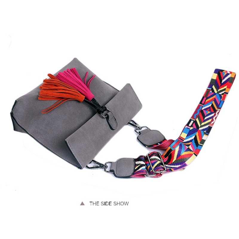 DAUNAVIA, женская сумка-мессенджер, с кисточками, сумки через плечо для девочек, сумки на плечо, женские дизайнерские сумки, Bolsa Feminina Bolsos Muje
