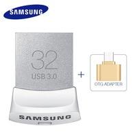 SAMSUNG USB Flash Drive Mini Pendrive 32gb 64gb 128gb Usb 3 0 Disk Metal Pen Drive