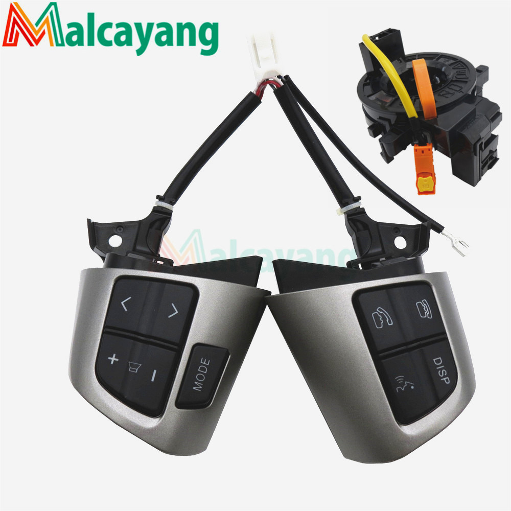 Premier Quality Steering Wheel Switches buttons for Toyota Corolla Wish Rav4 Altis Motors 2 Years Warranty