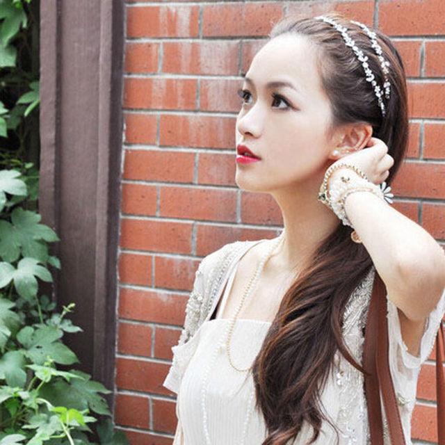 Crystal Headband Headwear