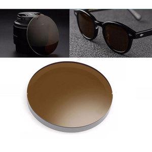Image 4 - 1.499 CR 39 Polarize reçete optik lensler sürüş balıkçılık için UV400 parlama önleyici Polarize Lens