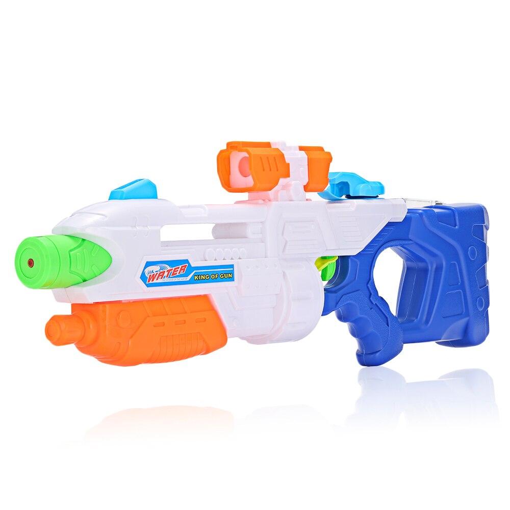Enfants haute pression grande capacité pistolet à eau piscines eau plaisir jouets en plein air eau jouet pistolet été piscine jeu pistolet à eau jouet