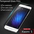 2 unidades xiaomi mi5 mi 5 pro 5S plus vidrio templado Protector de pantalla Transparente Película de Xaomi Xiomi mi5 5S Vidrio Templado película