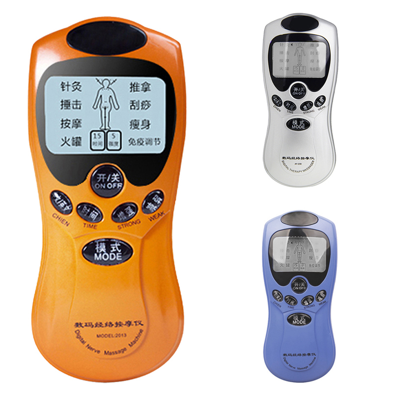 Digital Therapy Machine St-688 Инструкция На Английском - фото 11