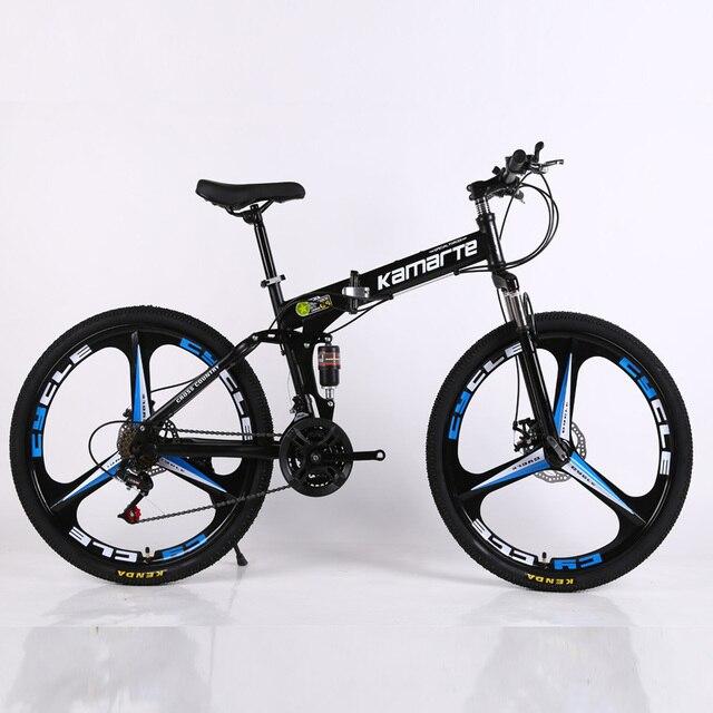 Foldable Folding Mountain Bike Mtb 20 26 Inch 21 Speed
