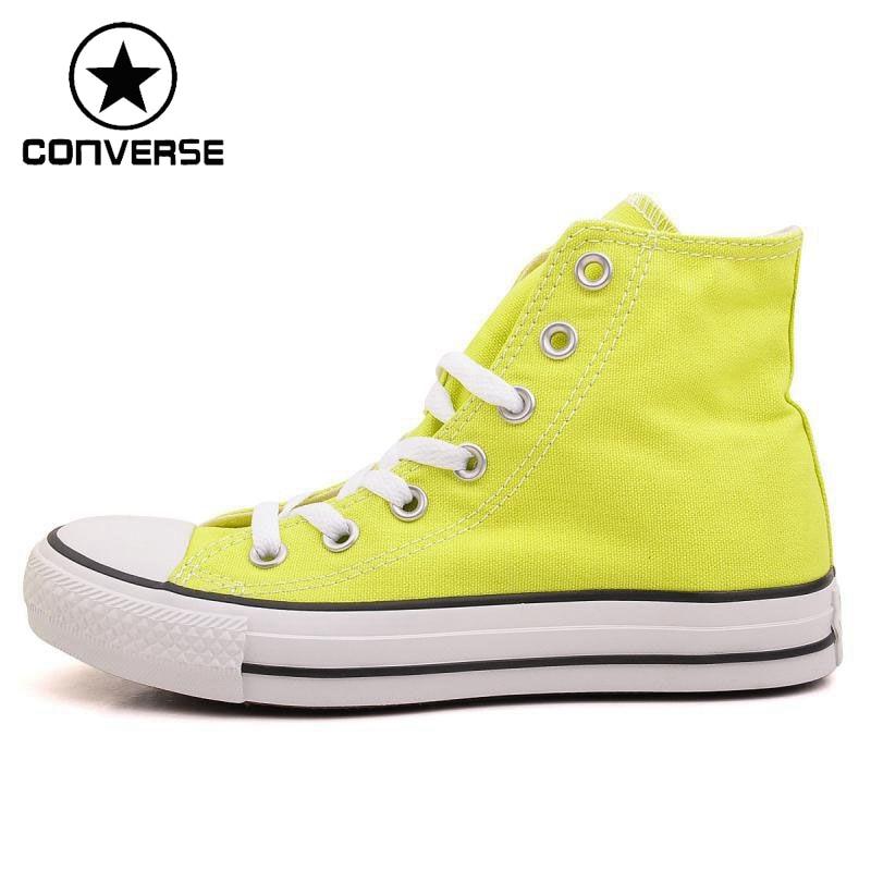 ФОТО Original  Converse  Unisex  Skateboarding Shoes Canvas Sneakers