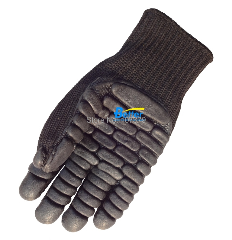 Impact drill Anti Vibration working Gloves Shock Absorbing safety Gloves Impact Resistant Work Gloves 2017 nmsafety anti vibration working gloves vibration and shock gloves anti impact mechanics workgloves