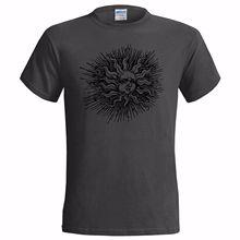 цены на SUMMER SOLSTICE ART MENS T SHIRT PAGAN HIPPY URBAN DRUID EQUINOX WICCA RELIGION Summer Short Sleeves Cotton T-Shirt Black Style  в интернет-магазинах