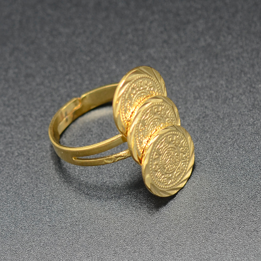 819437d5f0971 US $2.18 |Middle Eastern Arab Ancient Coin Ring Free Size for Women Girls  Money Muslim Islam Coins Ring Africa Jewelry #J0841-in Wedding Bands from  ...
