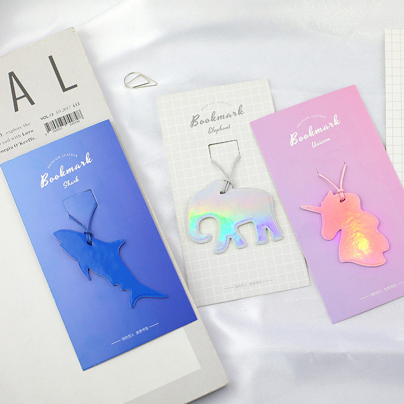 4 Set Lot Color Book Mark Abs Plastic Paper Clips For File Index