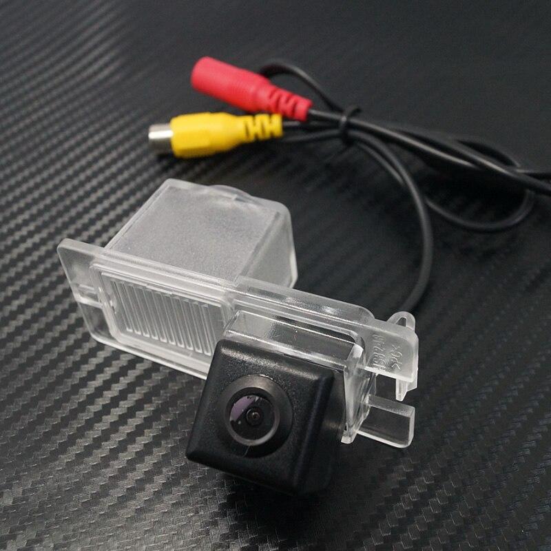 imágenes para CCD de Copia de seguridad Inversa Cámara de Visión Trasera Para SsangYong Rexton/Kyron/Korando/Actyon # J-4506