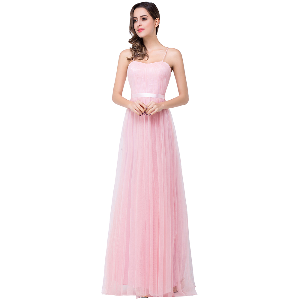 Aliexpress buy vestido festa three styles a line cheap price aliexpress buy vestido festa three styles a line cheap price light pink chiffon long bridesmaid dresses 2017 wedding party dress for bridesmaid from ombrellifo Image collections