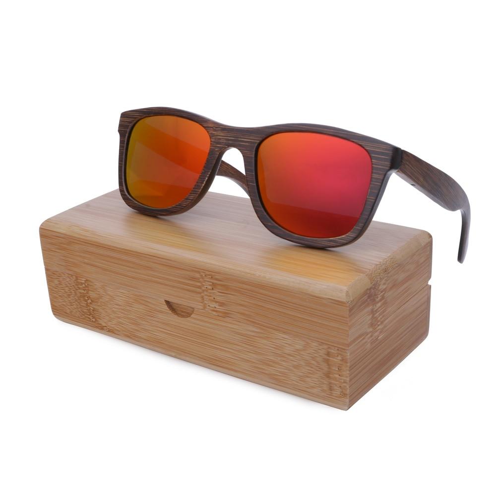 Dostępne okulary przeciwsłoneczne w stylu BerWer 2018. Drewniane - Akcesoria odzieżowe - Zdjęcie 6