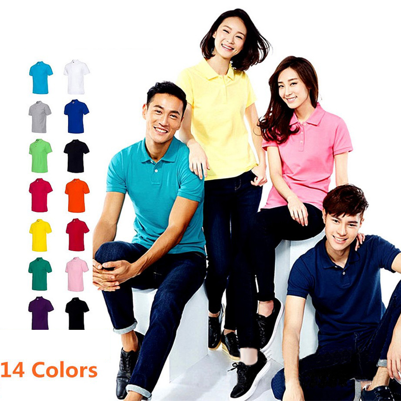 PoloShirt Men Brand Clothes Solid Color Tee Shirts Camisa Masculina Mens Casual Cotton Short Sleeve Shirt 3XL hombre jerseys
