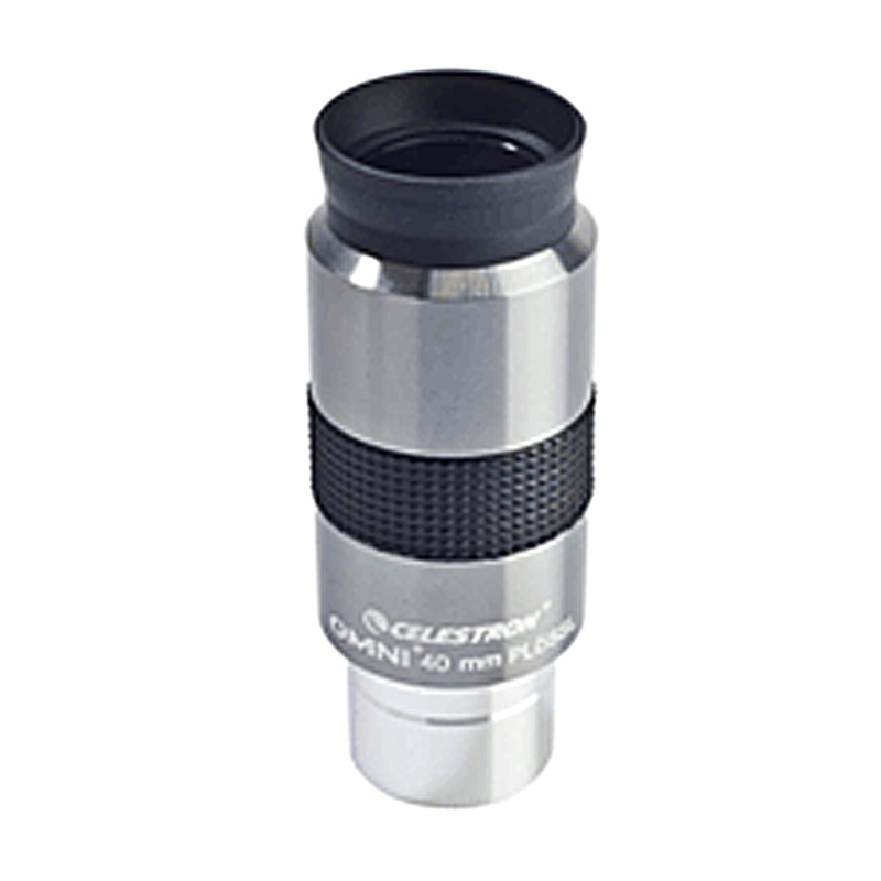 Celestron OMNI 40mm eyepiece telescope accessories professional HD astronomical eyepiece not monocular цена