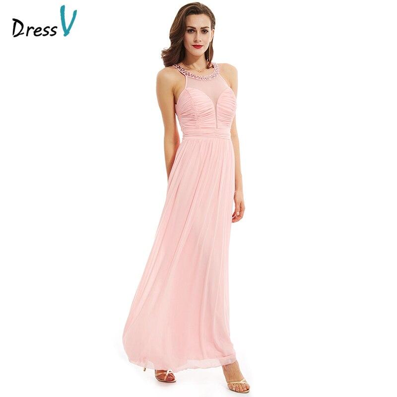 Lujoso Vestidos De Dama Melocotón Suave Ornamento - Ideas de Vestido ...