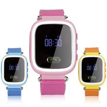 GPS smart watch baby watch Q60 with Wifi touch screen SOS Call Location DeviceTracker for Kid Safe Anti-Lost Monitor PK Q90 Q70