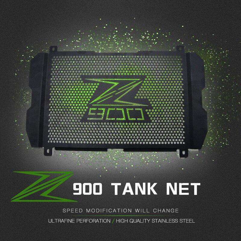 Z 900 для kawasaki Z900 2017 решетка радиатора Гриль защиты для kawasaki Z 900 2018 Запчасти аксессуары Высокое качество алюминия