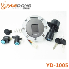 YUEDONG High Quality GSGX motorcycle lock set for honda parts spare motorcycle parts from China motorcycle ignition switch lock