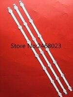 Original novo 3 pces * a1 * 7 led backlight strip 6916l 1295a 1204a 1105a substituição perfeita para b1/b2 6916l 1437a 6916l 1438a|Luzes LED p/ bar| |  -