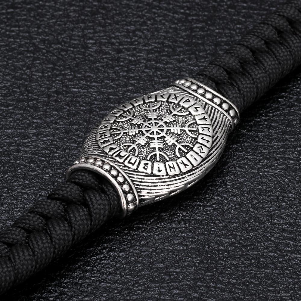 Bracelet fait main Rune Viking scandinave nordique 6