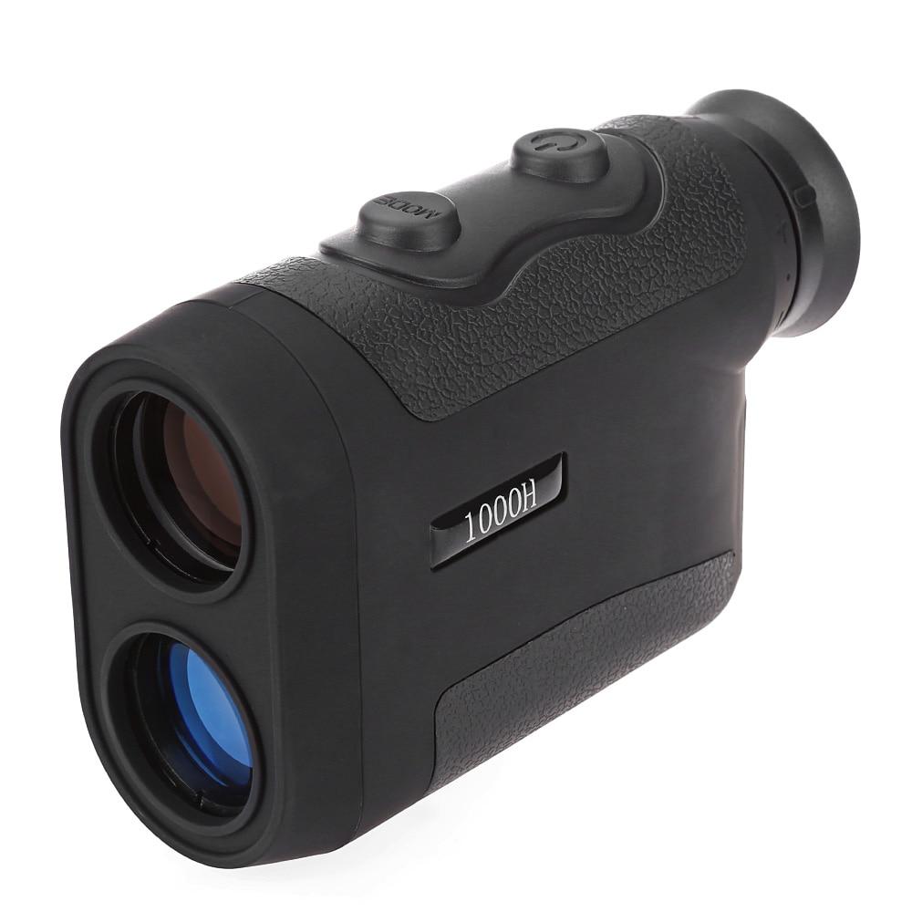 8X Rangefinder Binoculars Golfing Laser Distance Meter Telescope Rangefinder Multifunctional Distance Speed Measure Telescope 8x zoom telescope lens back case for samsung i9100 black