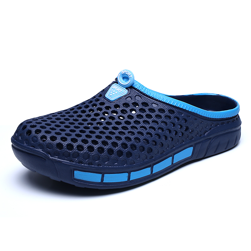 Men Beach Sandals Shoes Water Sandals Clogs Shoes Slippers Outdoor Sport Fashion