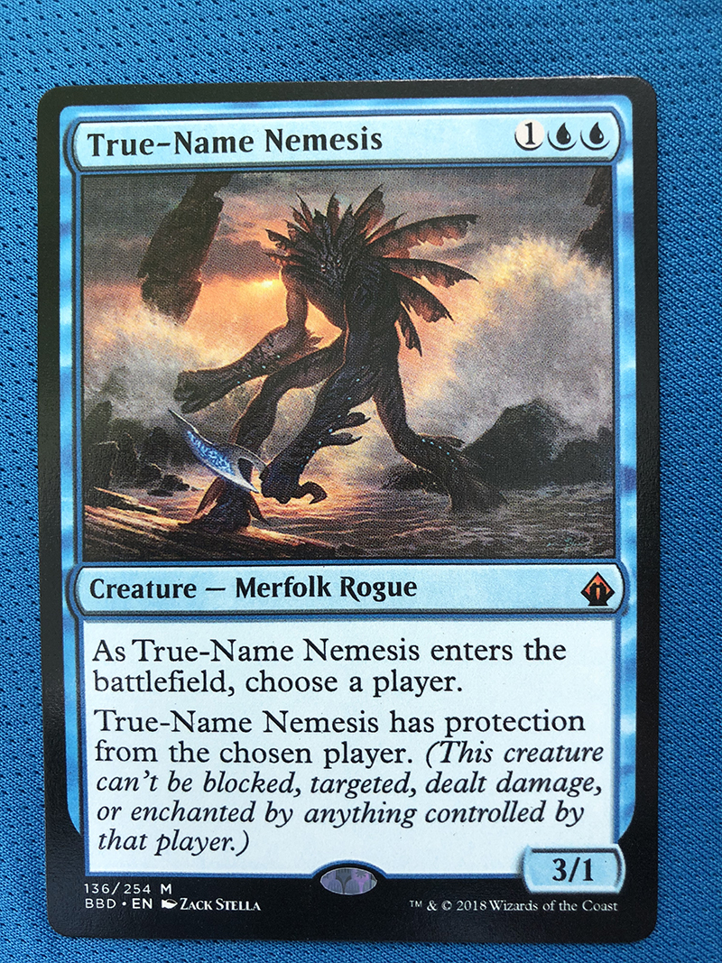 True-name Nemisis BBD Hologram Magician ProxyKing VIP The Proxy Cards To Gathering Every Single Mg Card Mtg Proxy
