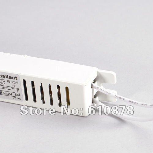 Balastros eletrônico para farol de t4 Power Factor : Above 0.65