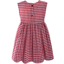 Baby Girls Clothes Summer Baby Dress Sleeveless Plaid Princess Dress Cotton Toddler Dresses Casual Clothes Vestido Infantil 0-7M недорого