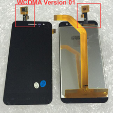 Original In Stock !!! Black White jy-g2f Full LCD Display Touch Screen Assembly For JIAYU G2F Mobile Phone Replacement