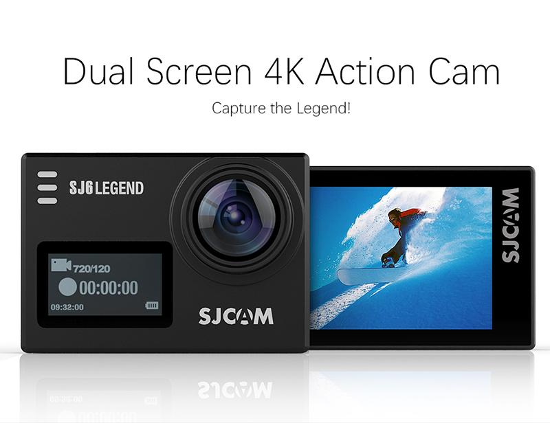SJCAM SJ6 Legend Action Camera ...