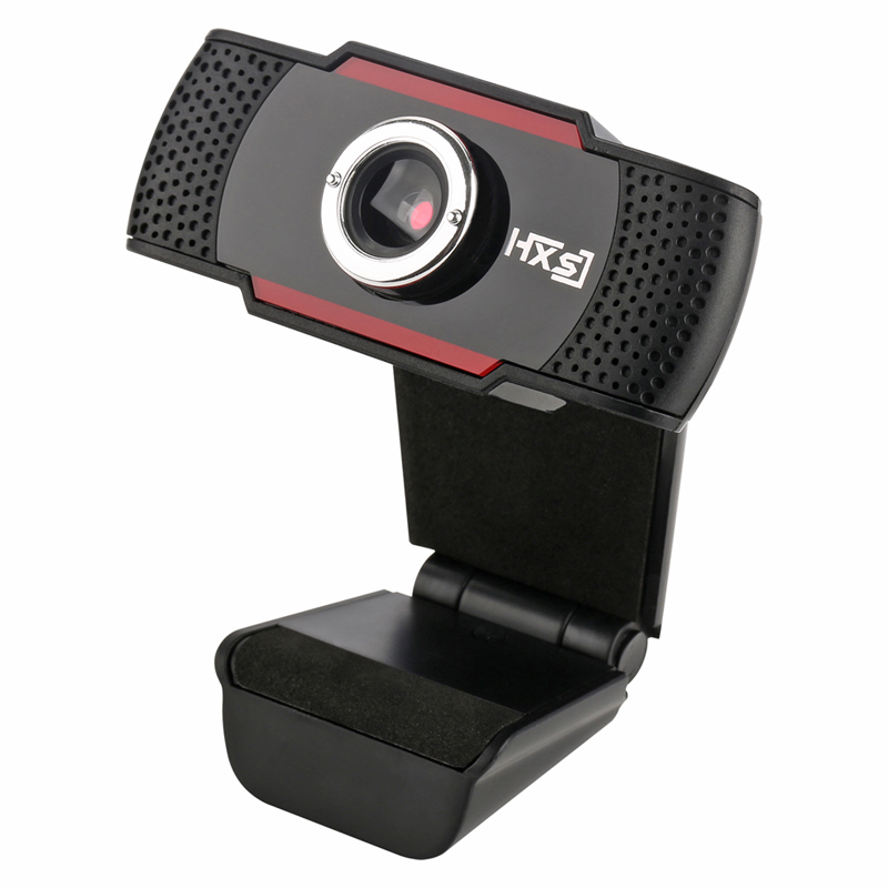 HD 12 Megapixels USB Webcam With MIC in Clip-On Design For Computer/PC and Laptop