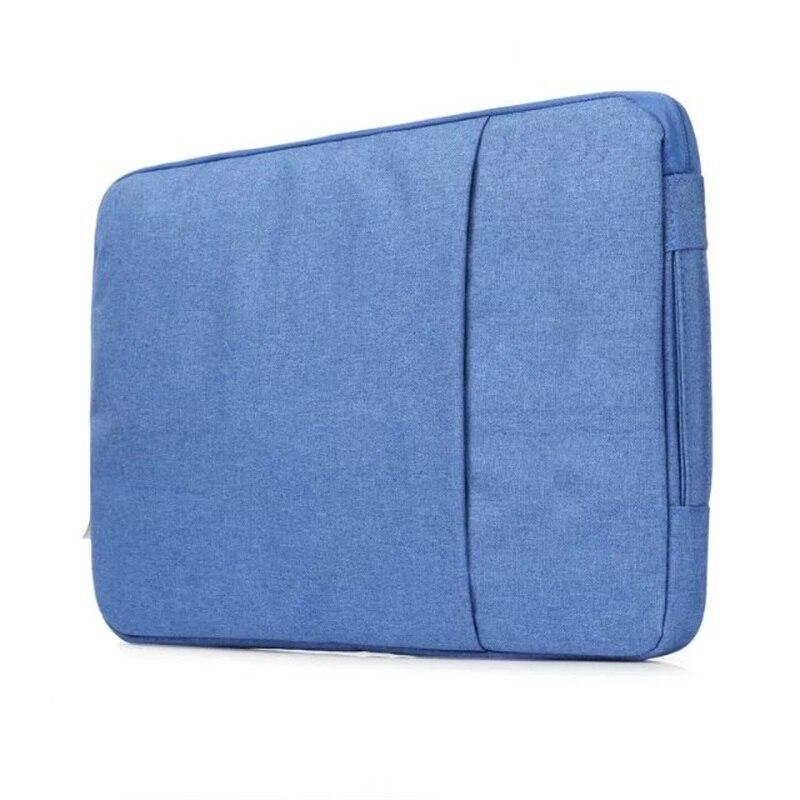 Laptop Case 11.6 inch 12inch Denim Case for Macbook Air 11.6 12inch Zipper bag f