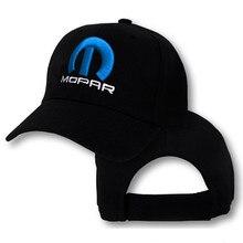 88a48e34d6fb7 Mopar Logo Cap Emblem Dodge Hemi Jeep Ram Challenger Charger Racing Hat  adjustable baseball cap men