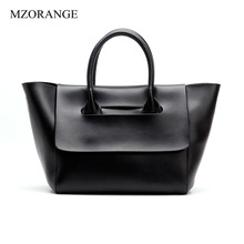 Bag female Womens 100% genuine leather bags handbags crossbody for women shoulder bolsa feminina Tote