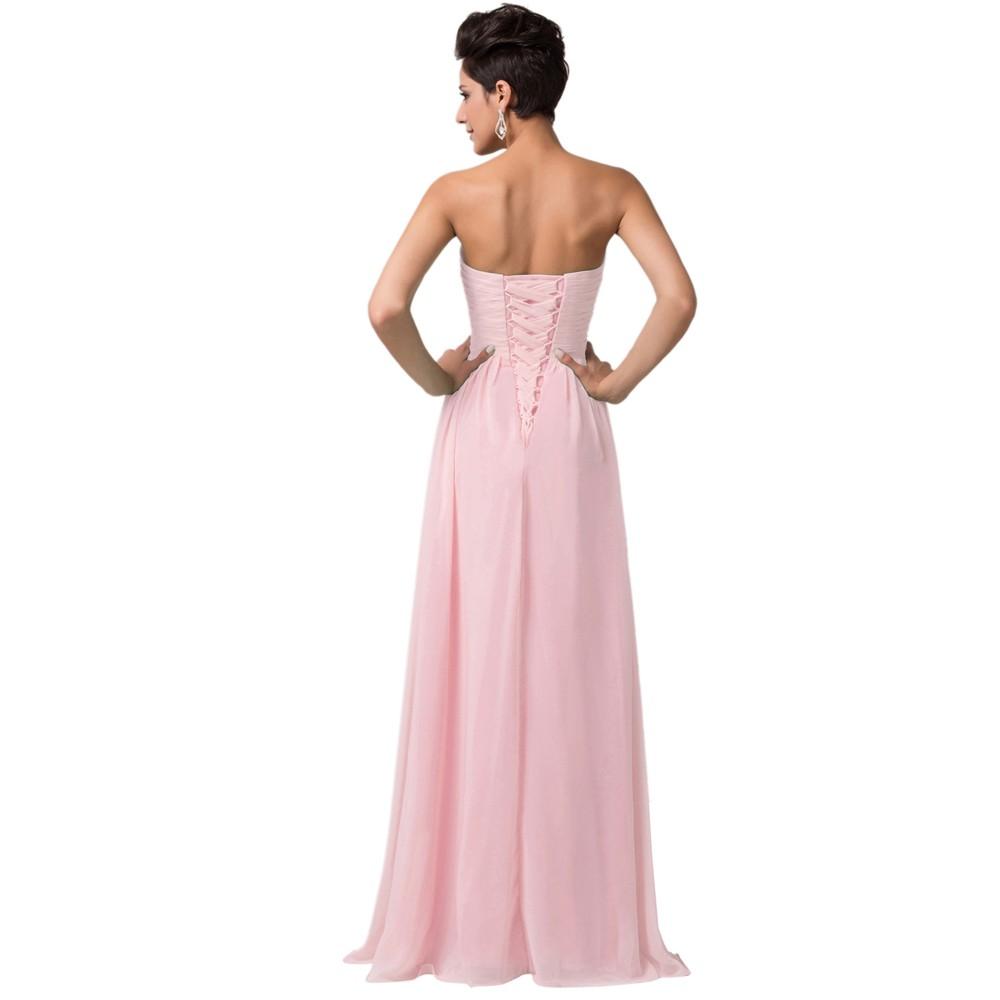 Õlapaelteta naiste kleidid